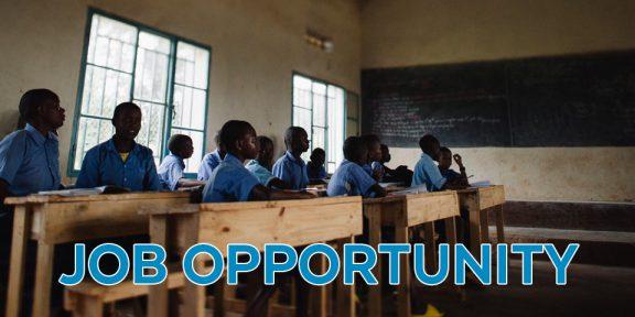 Job Opportunity: Rwanda Country Director