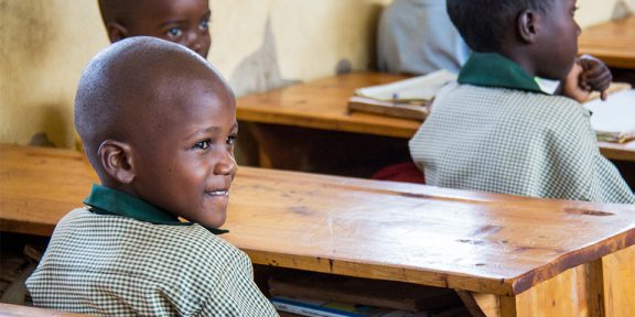 Kibara Students Benefitting from Transformative Teaching