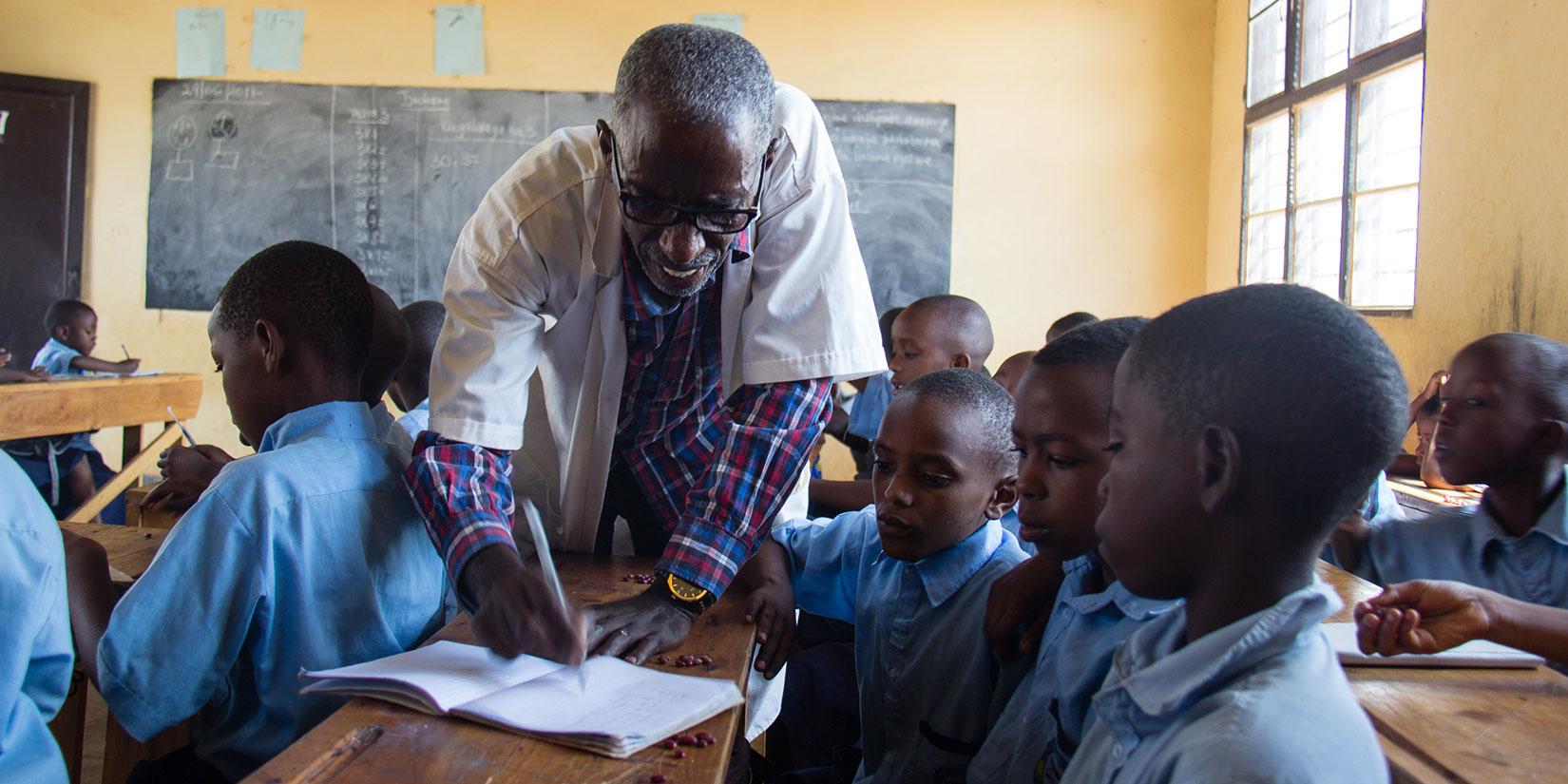Back to School: Caring Teachers